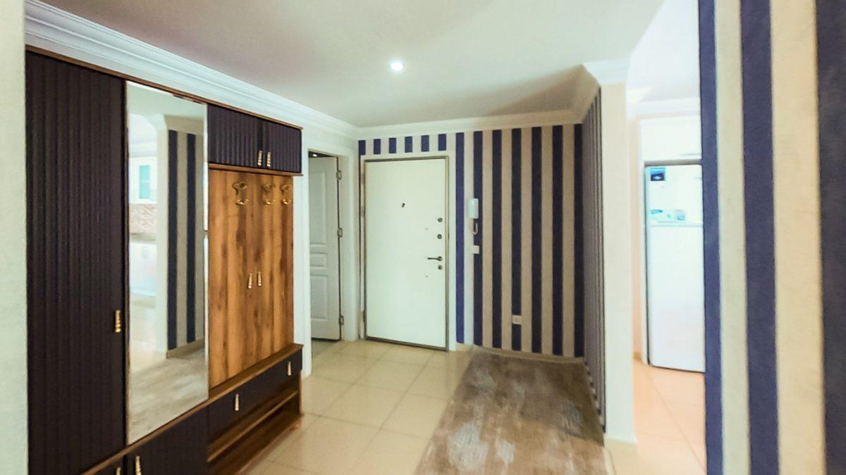 Красивая квартира 2+1 с мебелью в Махмутларе - Фото 22
