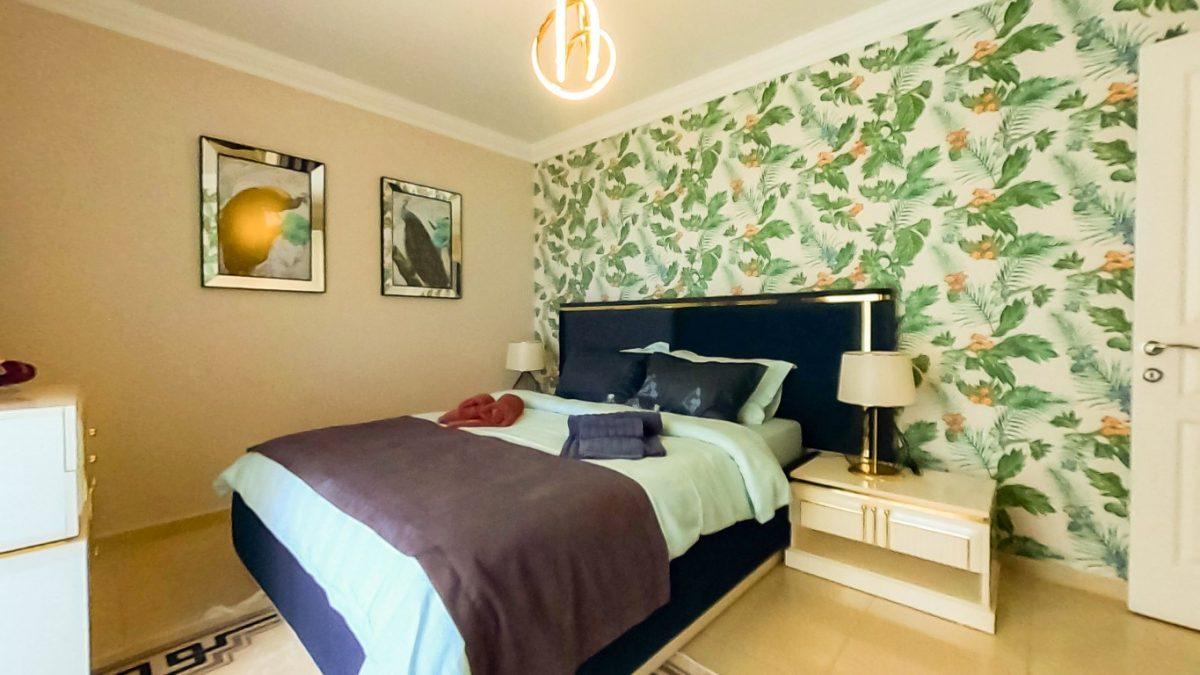 Красивая квартира 2+1 с мебелью в Махмутларе - Фото 23