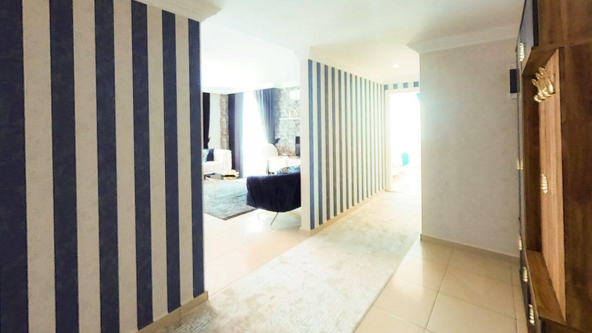 Красивая квартира 2+1 с мебелью в Махмутларе - Фото 27