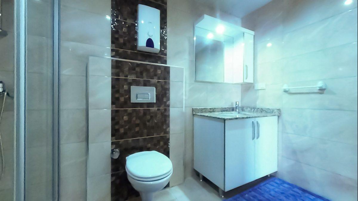 Красивая квартира 2+1 с мебелью в Махмутларе - Фото 29