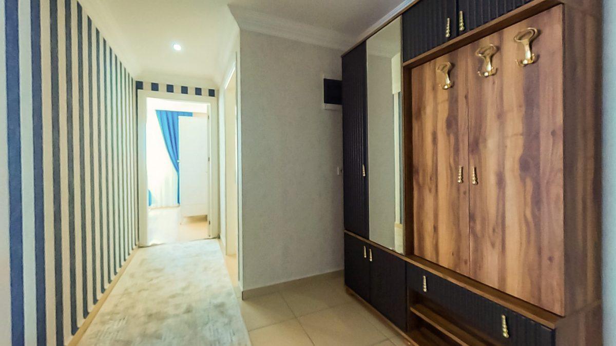 Красивая квартира 2+1 с мебелью в Махмутларе - Фото 30