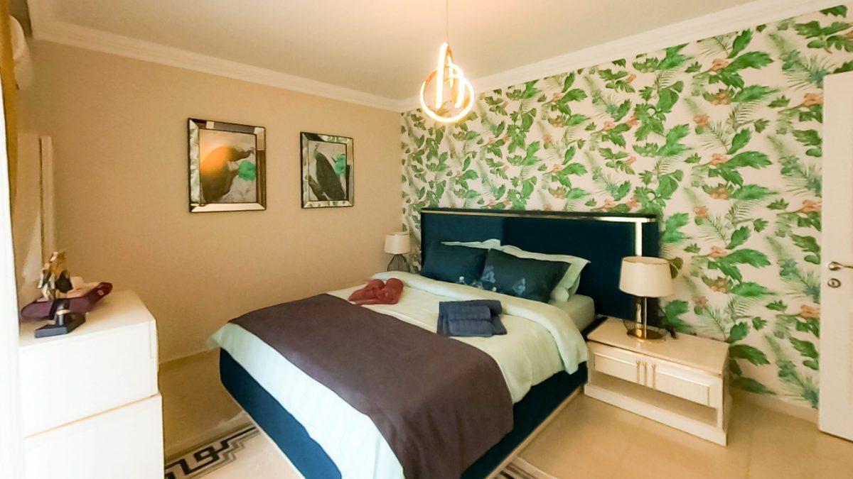 Красивая квартира 2+1 с мебелью в Махмутларе - Фото 38