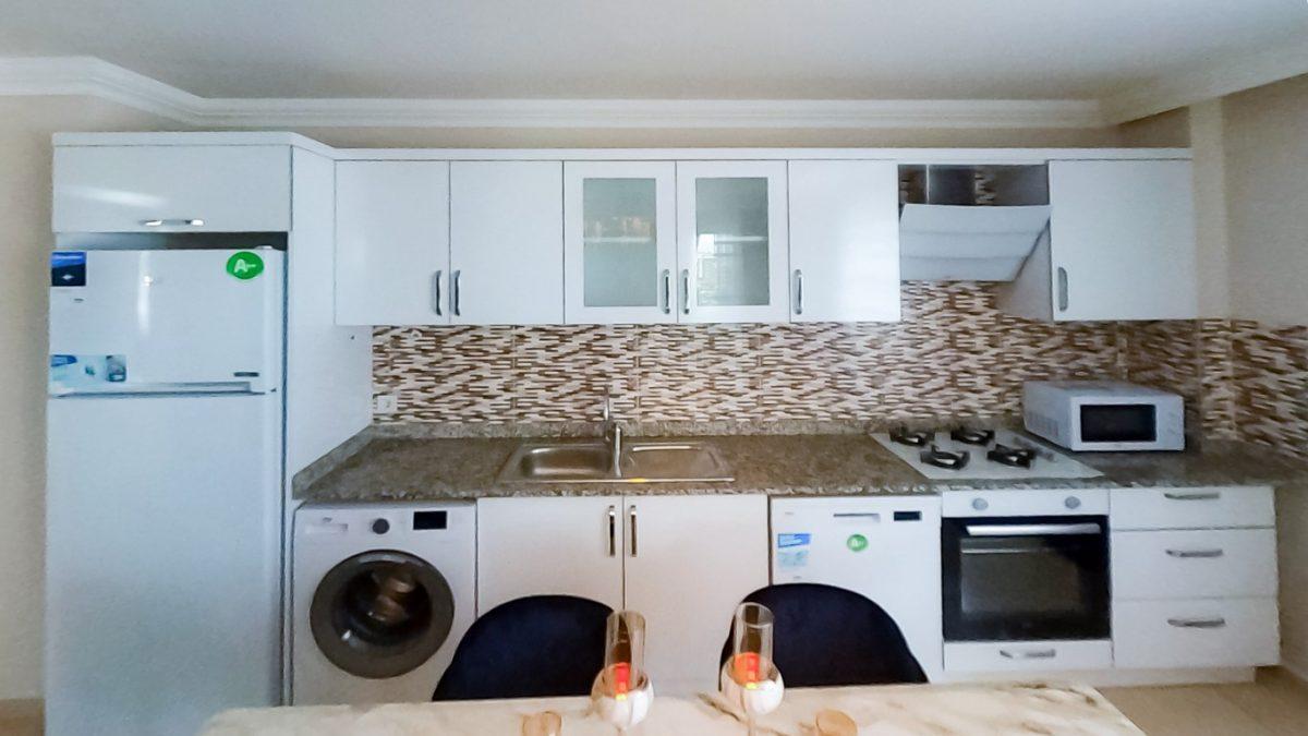 Красивая квартира 2+1 с мебелью в Махмутларе - Фото 41