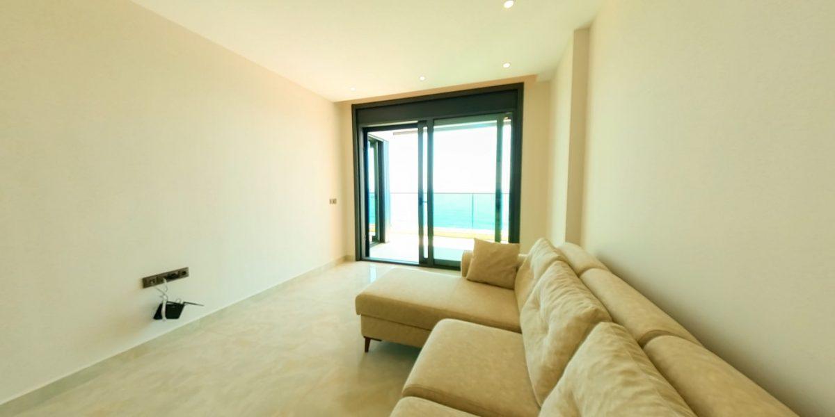 Апартаменты на первой линии в Махмутларе с панорамным видом на море - Фото 6