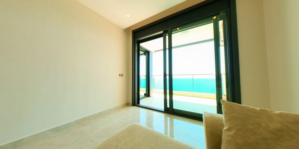 Апартаменты на первой линии в Махмутларе с панорамным видом на море - Фото 7