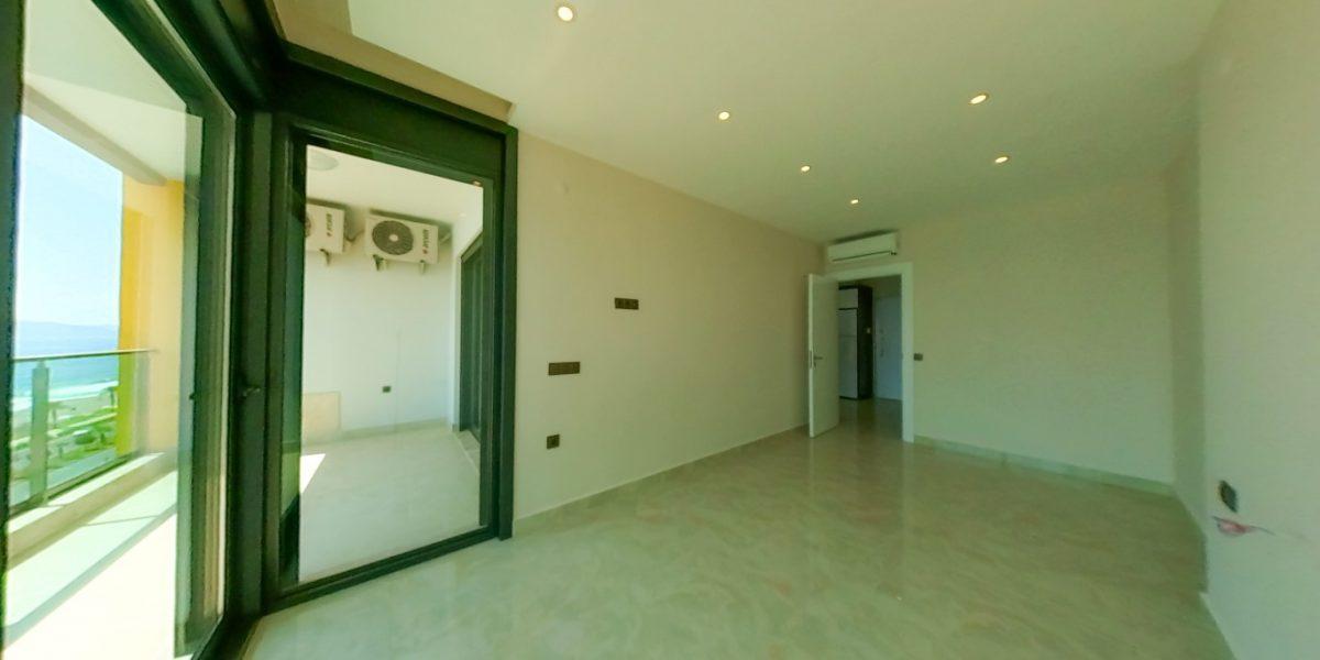 Апартаменты на первой линии в Махмутларе с панорамным видом на море - Фото 11
