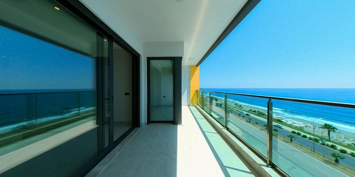 Апартаменты на первой линии в Махмутларе с панорамным видом на море - Фото 19