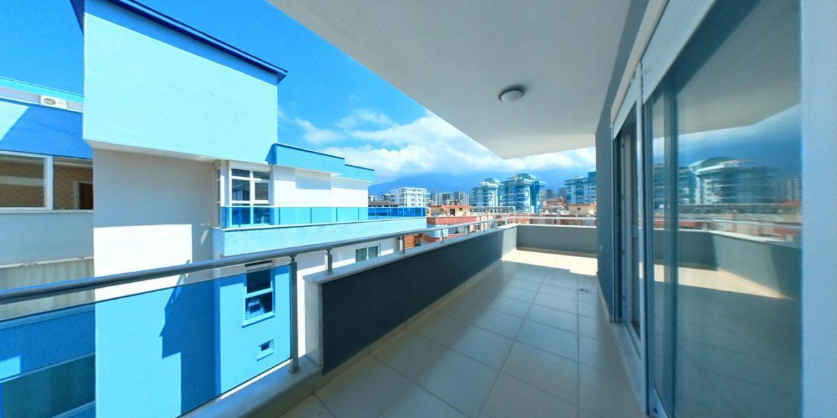 Просторные апартаменты близко к морю в Махмутларе - Фото 11
