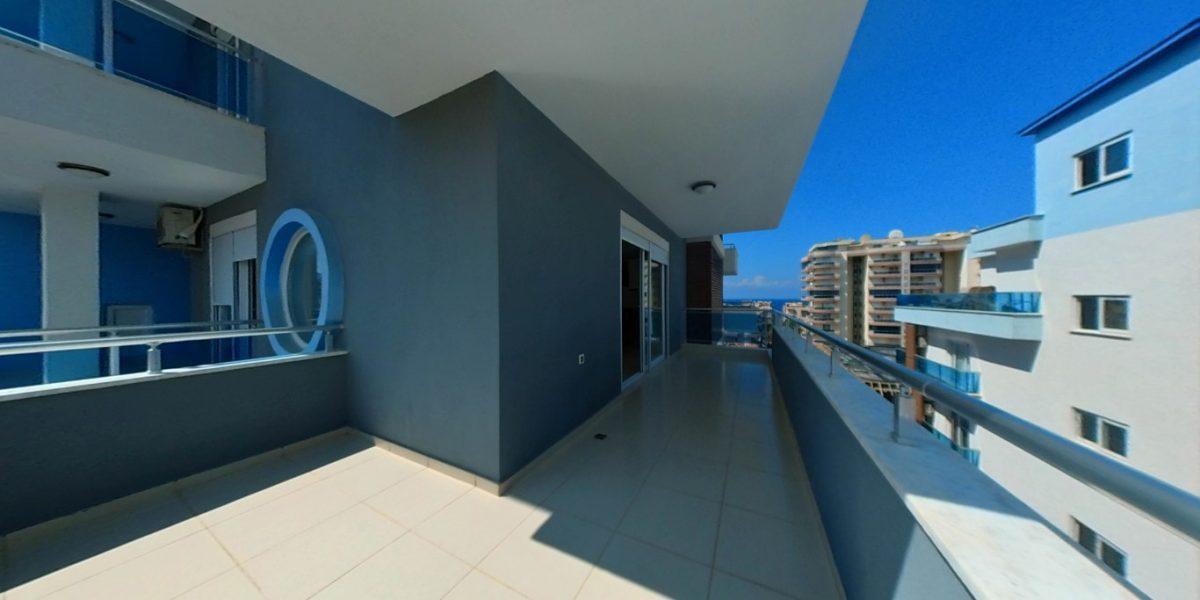 Просторные апартаменты близко к морю в Махмутларе - Фото 13