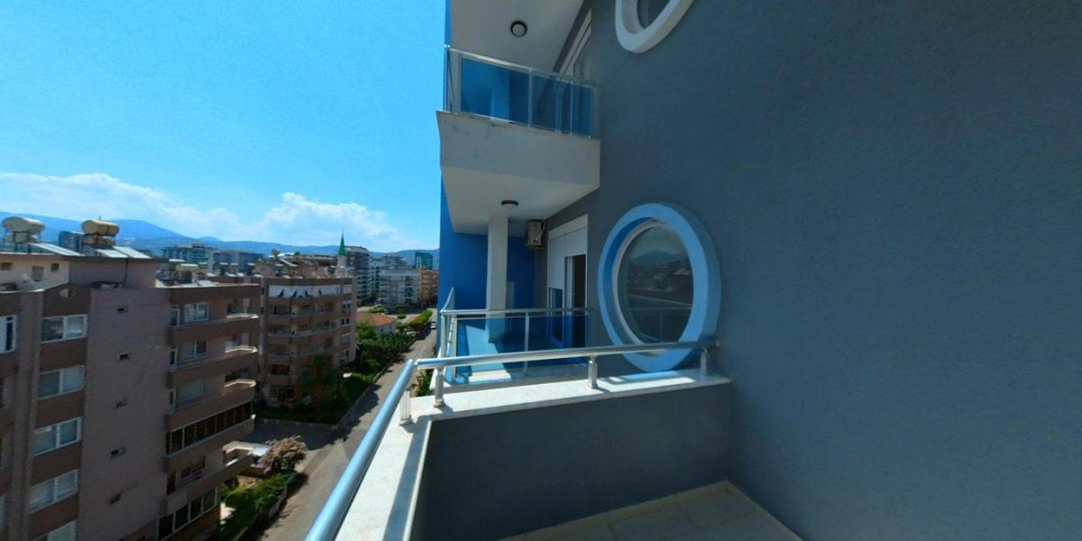 Просторные апартаменты близко к морю в Махмутларе - Фото 15