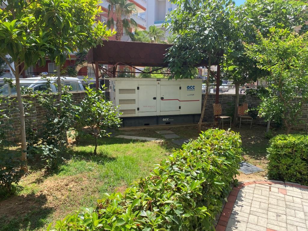 Просторная квартира 1+1 с мебелью и техникой в Махмутларе - Фото 25