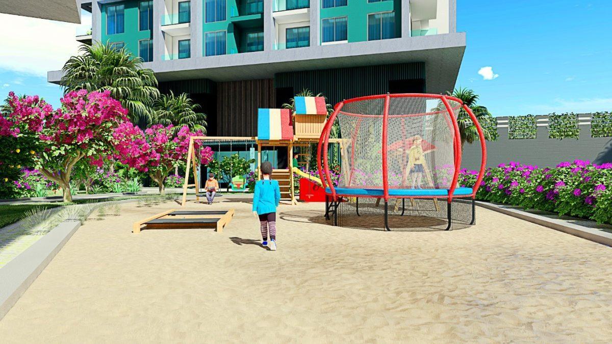 Новый масштабный проект в Махмутларе - Фото 21