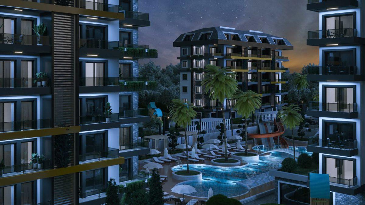 Новые апартаменты по ценам от застройщика в Авсалларе - Фото 18