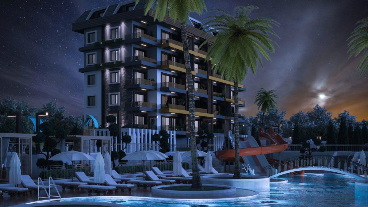 Новые апартаменты по ценам от застройщика в Авсалларе - Фото 19