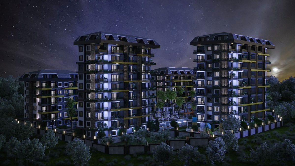 Новые апартаменты по ценам от застройщика в Авсалларе - Фото 20