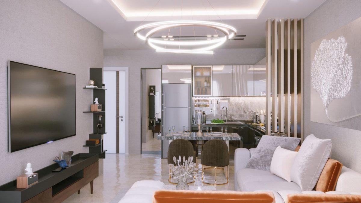 Новые апартаменты по ценам от застройщика в Авсалларе - Фото 25