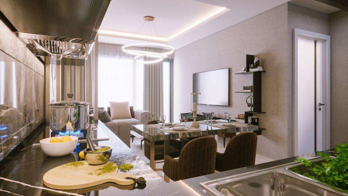 Новые апартаменты по ценам от застройщика в Авсалларе - Фото 26