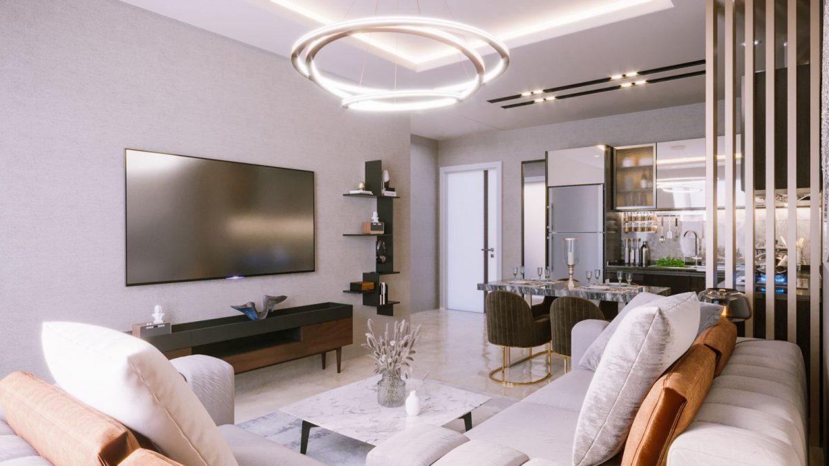Новые апартаменты по ценам от застройщика в Авсалларе - Фото 27