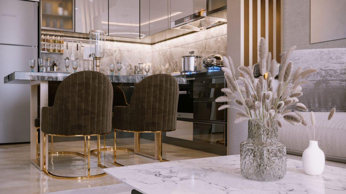 Новые апартаменты по ценам от застройщика в Авсалларе - Фото 29