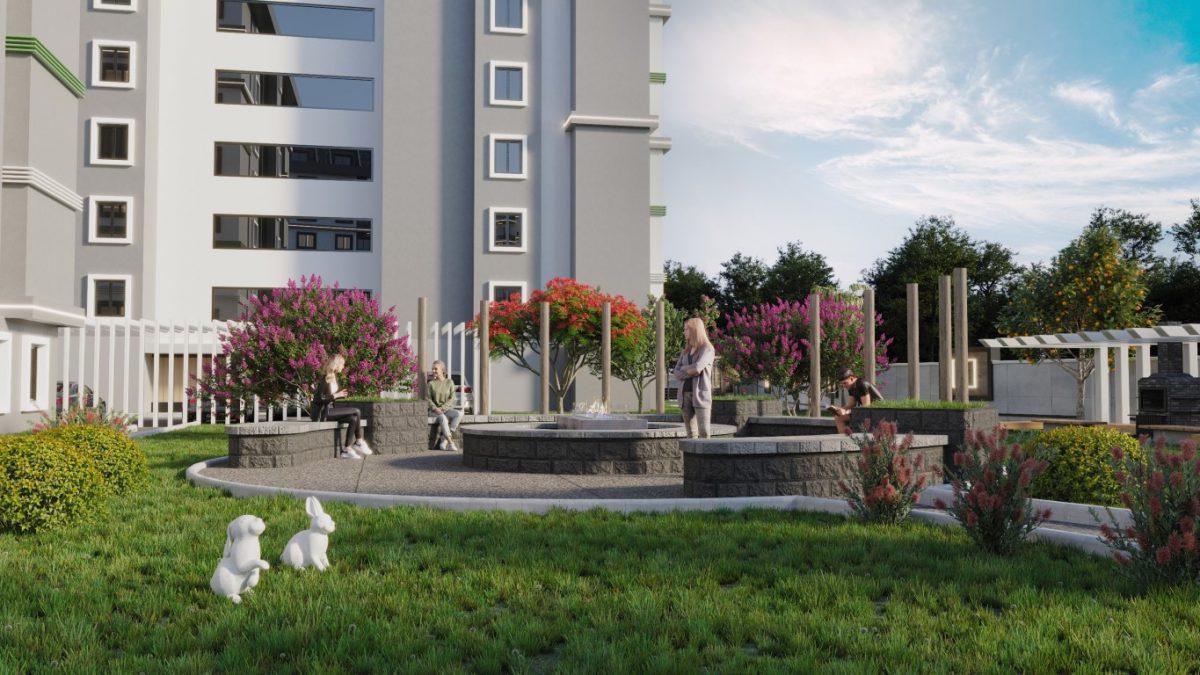 Новый комплекс с отельной инфраструктурой и видом на море в Авсалларе - Фото 14