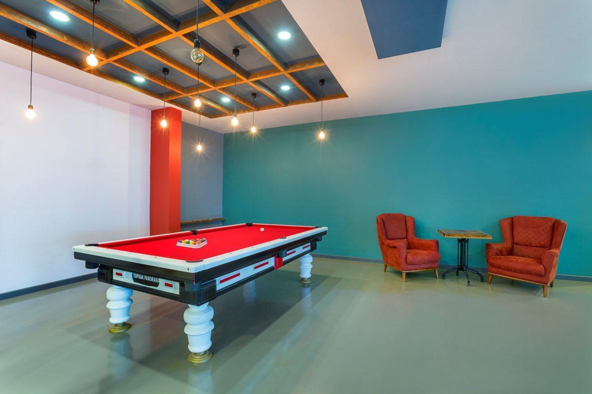 Меблированная квартира в комплексе с богатой инфраструктурой в Кыргыджак - Фото 13