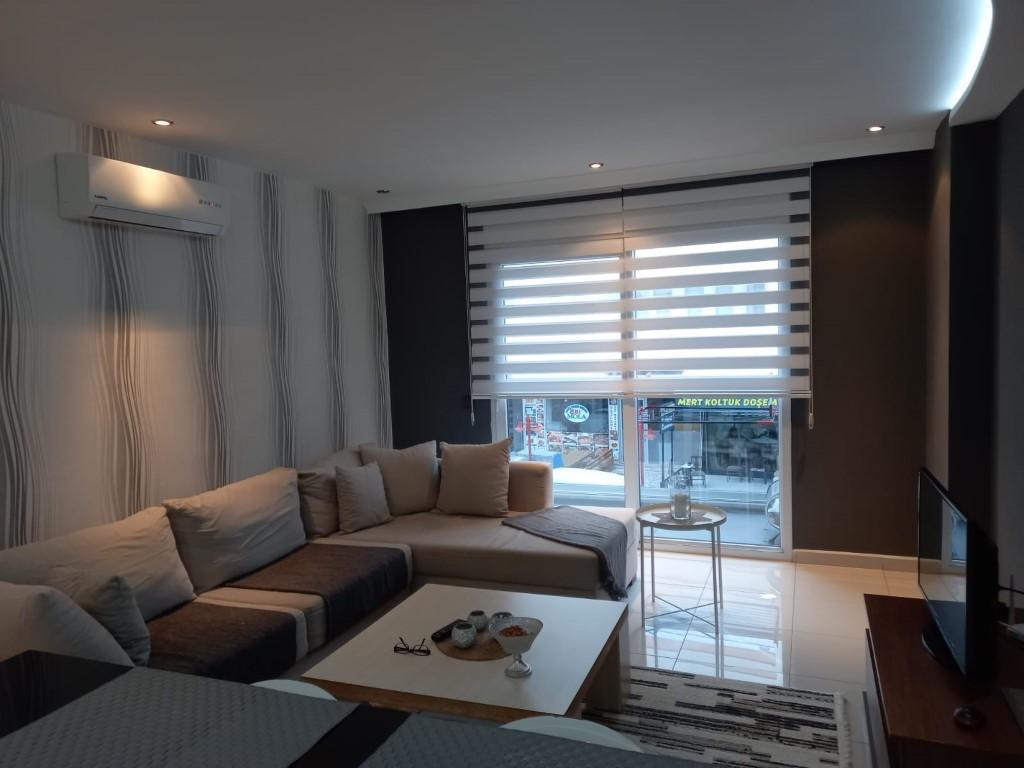 Меблированные апартаменты в центре Алании - Фото 9