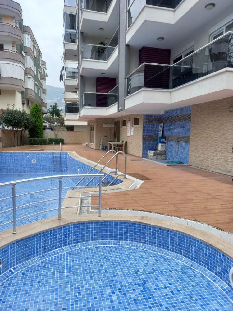 Меблированные апартаменты в центре Алании - Фото 4