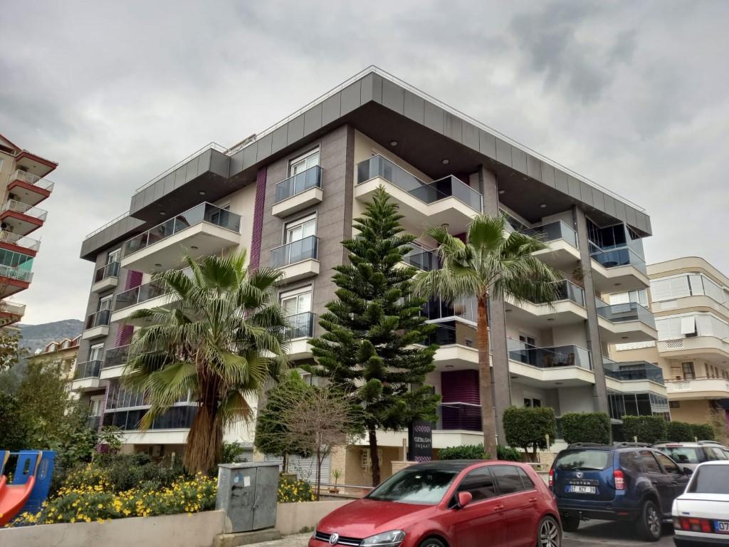 Меблированные апартаменты в центре Алании - Фото 1