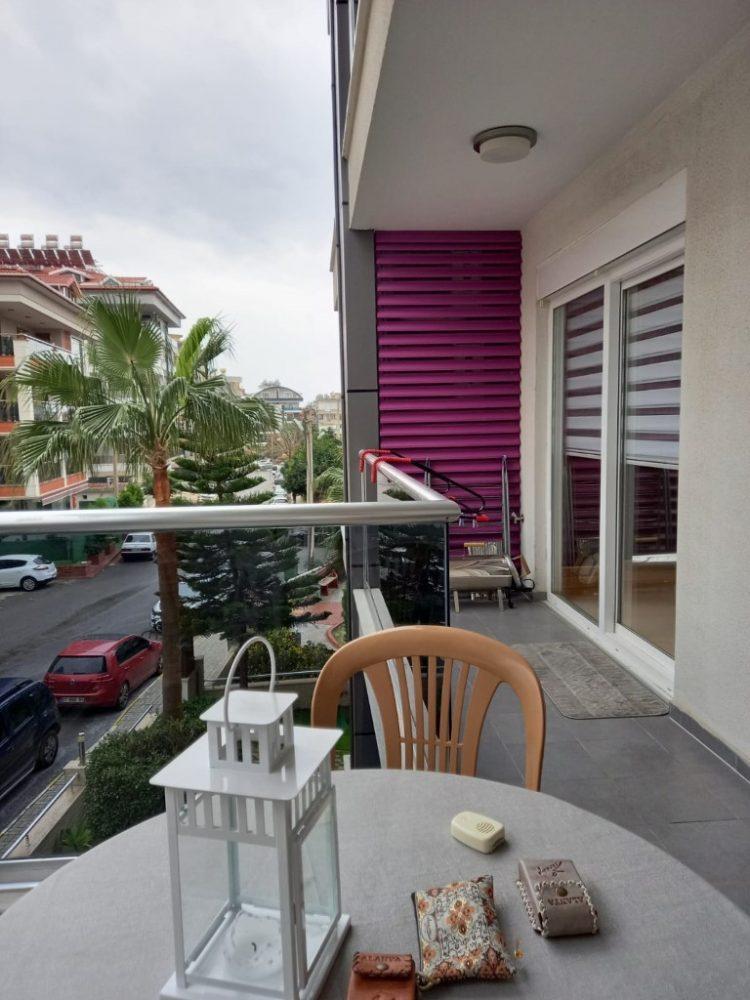 Меблированные апартаменты в центре Алании - Фото 14
