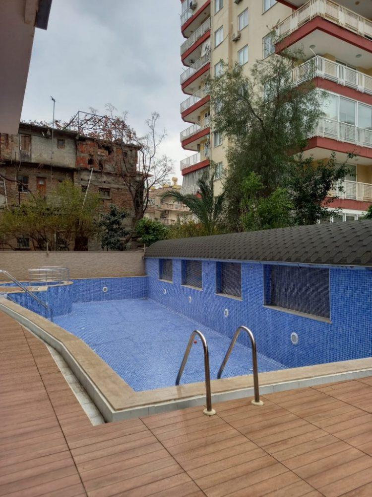 Меблированные апартаменты в центре Алании - Фото 16