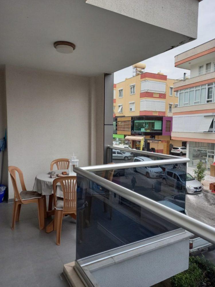 Меблированные апартаменты в центре Алании - Фото 19