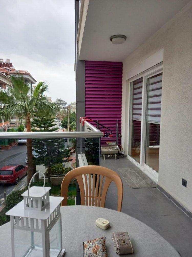 Меблированные апартаменты в центре Алании - Фото 12