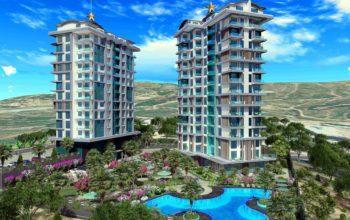 Новый масштабный проект в Махмутларе