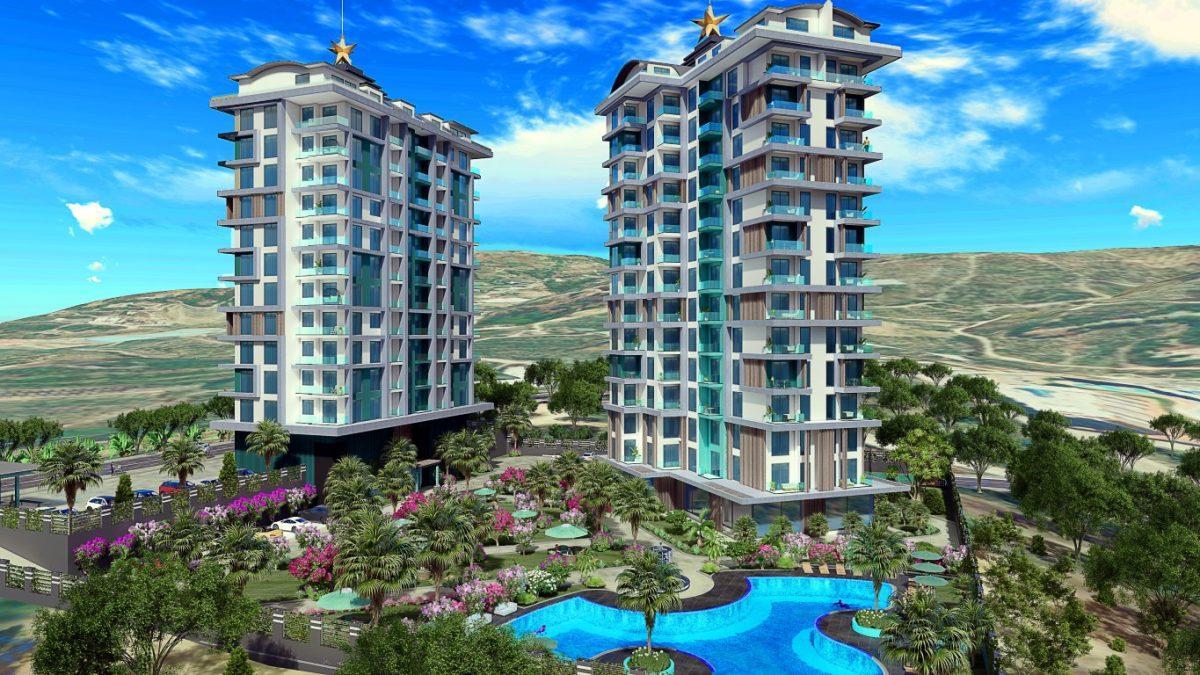 Новый масштабный проект в Махмутларе - Фото 1