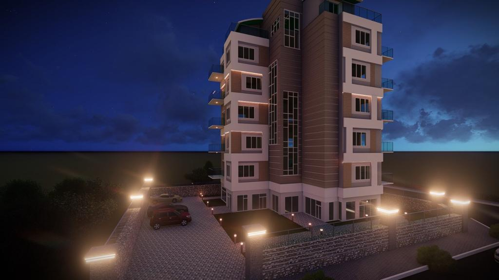 Новый бюджетный комплекс в Авсалларе - Фото 10