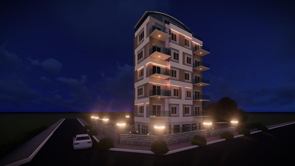 Новый бюджетный комплекс в Авсалларе - Фото 11