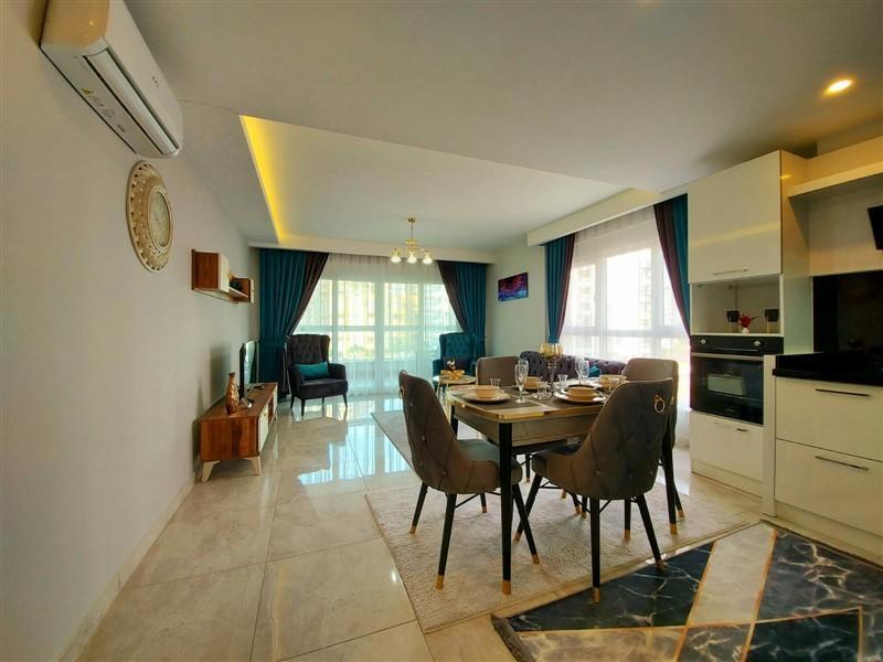 Большая квартира 1+1 в Махмутларе - Фото 9
