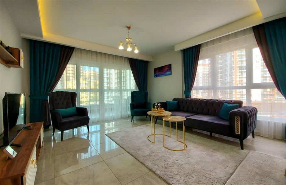 Большая квартира 1+1 в Махмутларе - Фото 10
