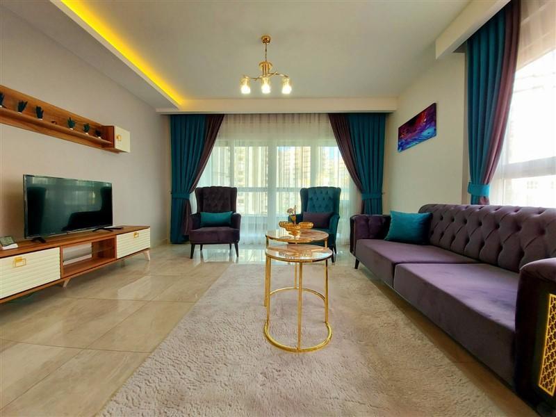 Большая квартира 1+1 в Махмутларе - Фото 11