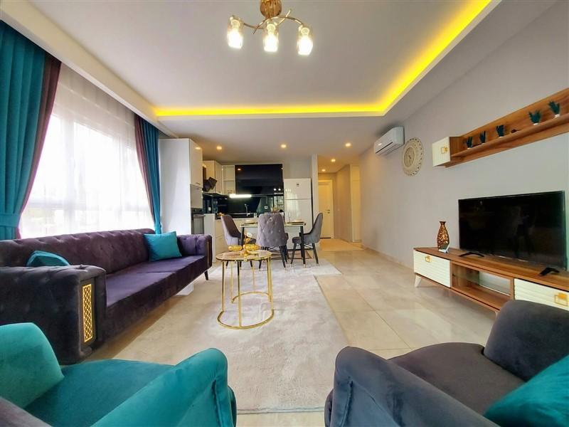 Большая квартира 1+1 в Махмутларе - Фото 12