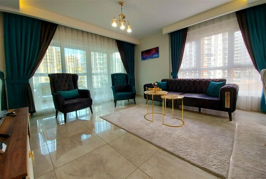 Большая квартира 1+1 в Махмутларе - Фото 13
