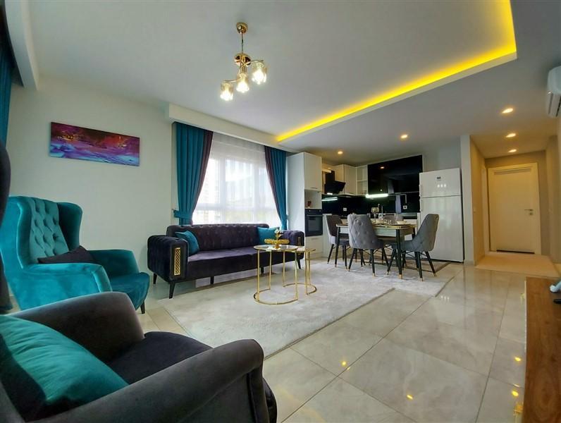 Большая квартира 1+1 в Махмутларе - Фото 17