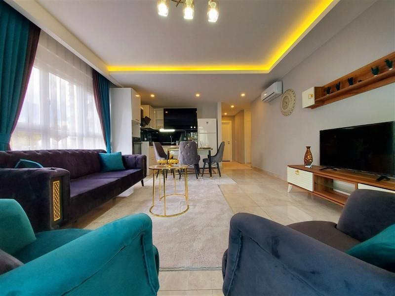 Большая квартира 1+1 в Махмутларе - Фото 19