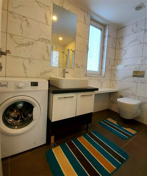 Большая квартира 1+1 в Махмутларе - Фото 21