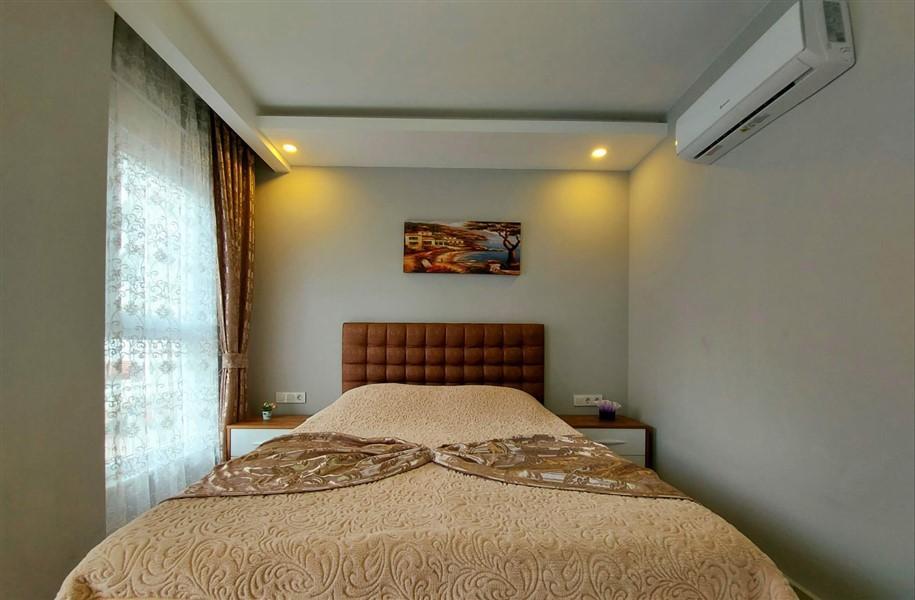 Большая квартира 1+1 в Махмутларе - Фото 25