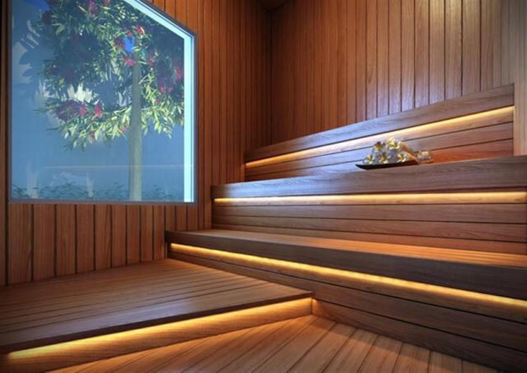 Новая квартира в готовом комплексе от известного застройщика в Авсалларе - Фото 23