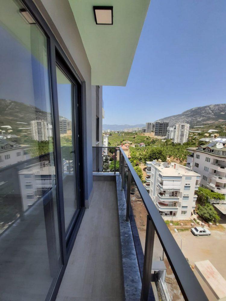 Апартаменты с большой площадью в новом комплексе в районе Махмутлар - Фото 15