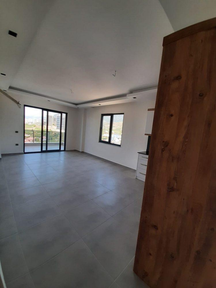Апартаменты с большой площадью в новом комплексе в районе Махмутлар - Фото 8