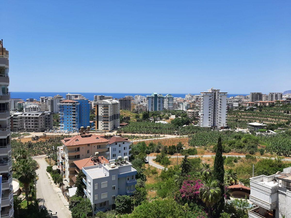 Апартаменты с большой площадью в новом комплексе в районе Махмутлар - Фото 1