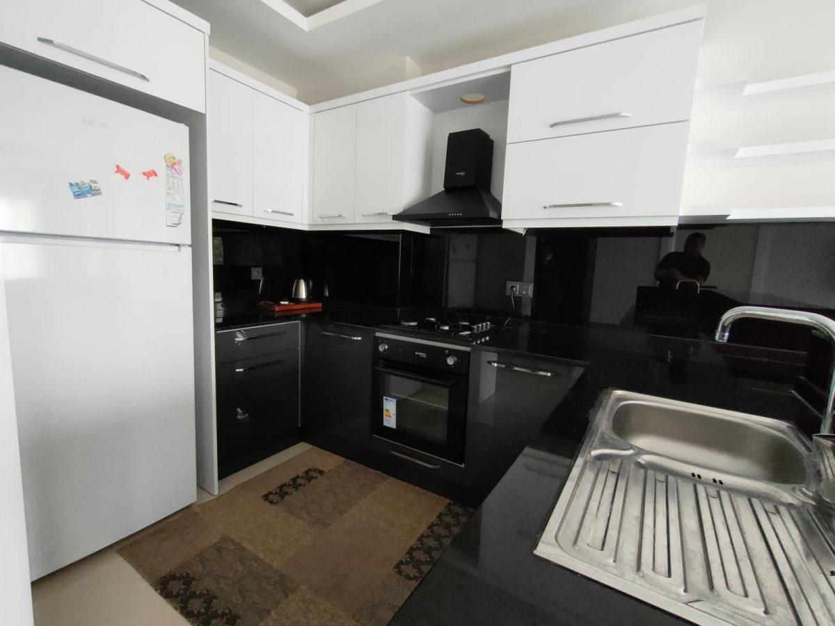 Недорогие апартаменты 1+1 в районе Оба - Фото 4